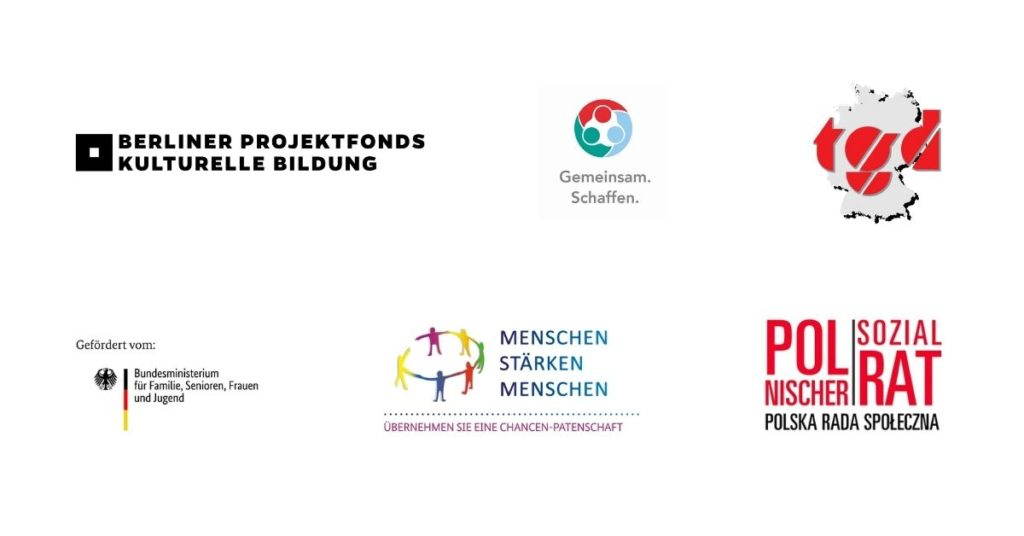 project funder logos