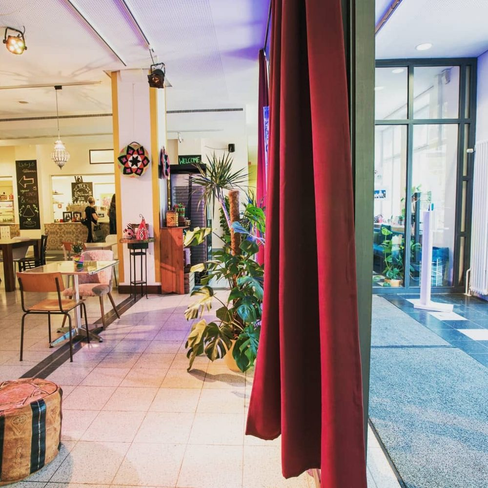 Kafenin fotoğrafı