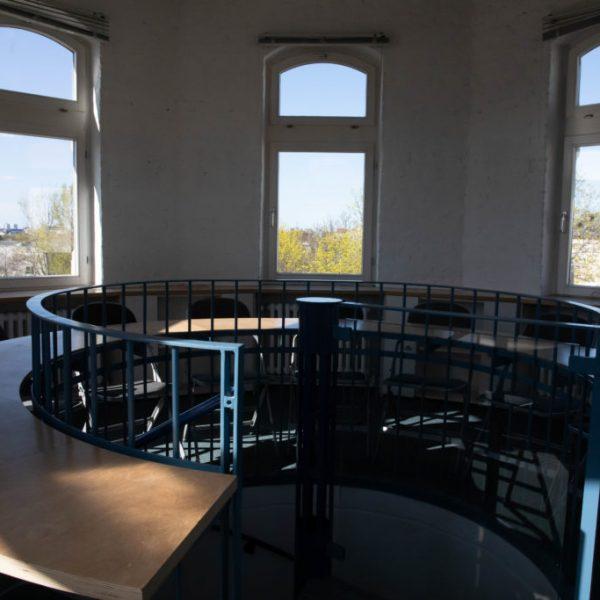 Kule odasının fotoğrafı