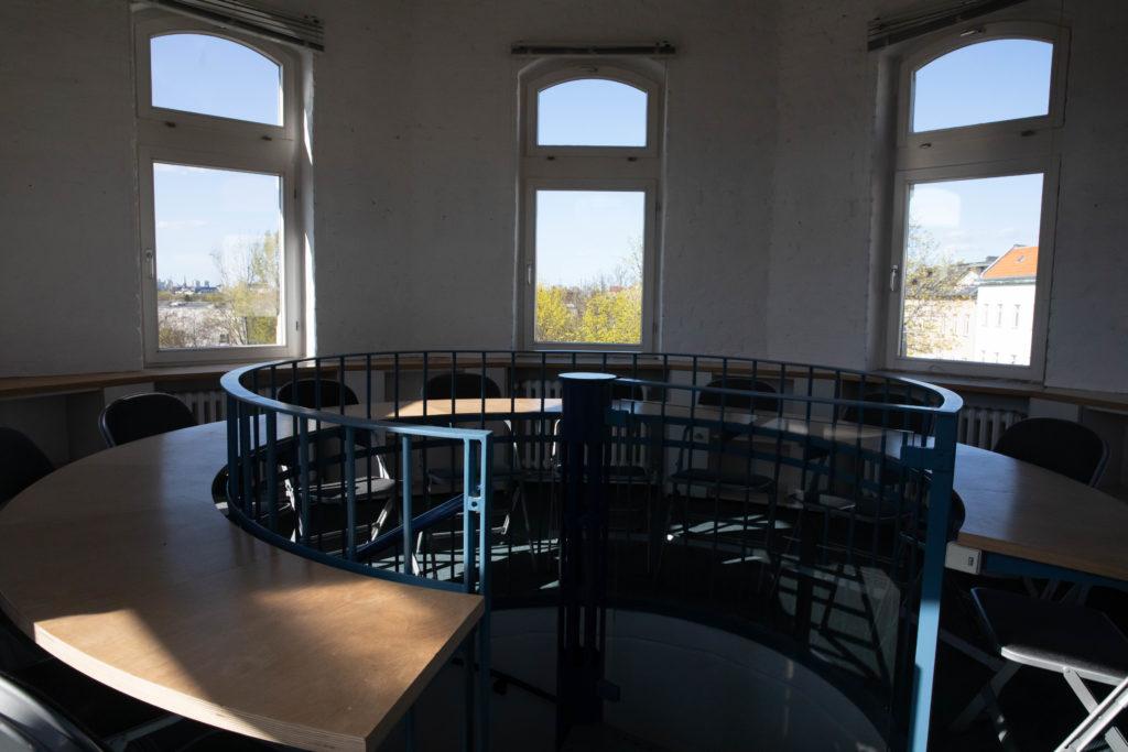 Foto vom Turmzimmer