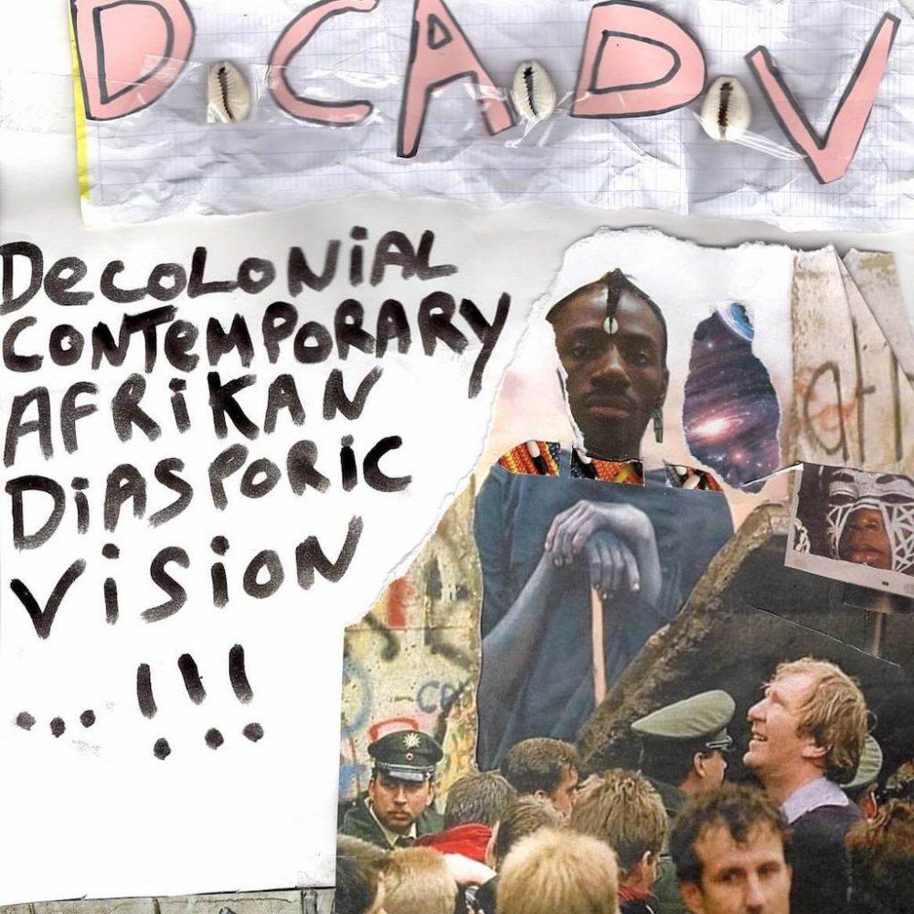 Sömürgeci Çağdaş Afrika Diasporik Vizyonları