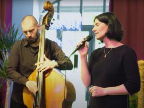 Cymin Samawatie & Ralf Schwarz live im Oyoun
