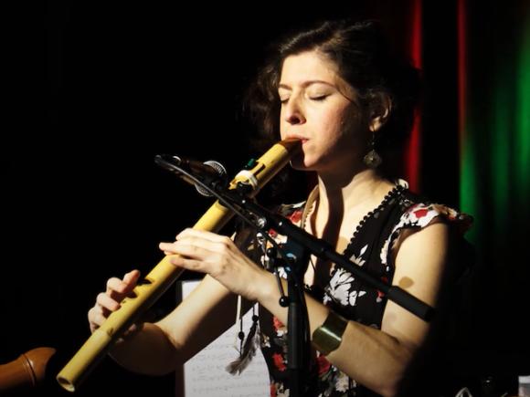 Valentina Bellanova live im Oyoun