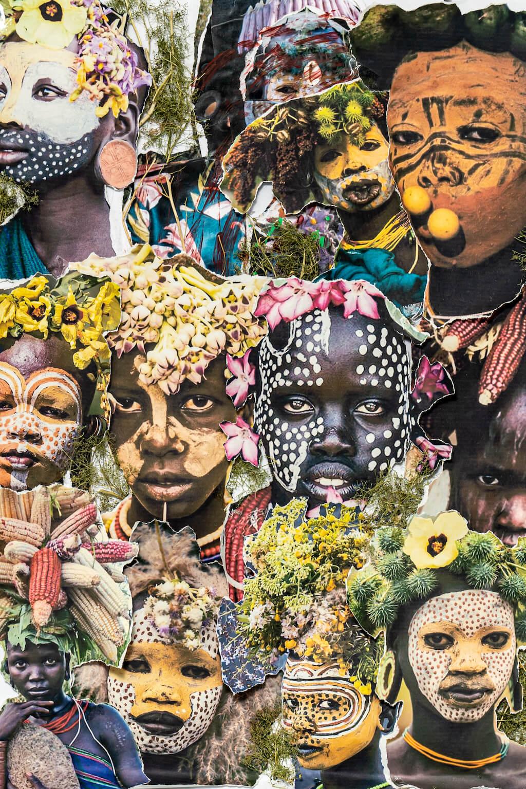 Exocé Kasongo, Return, print of demand, 2021