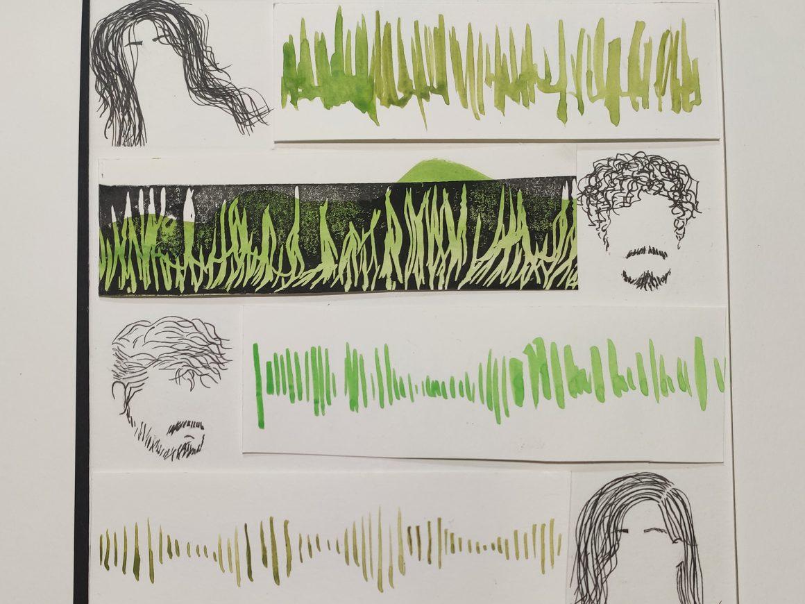 Listening to Green Grass