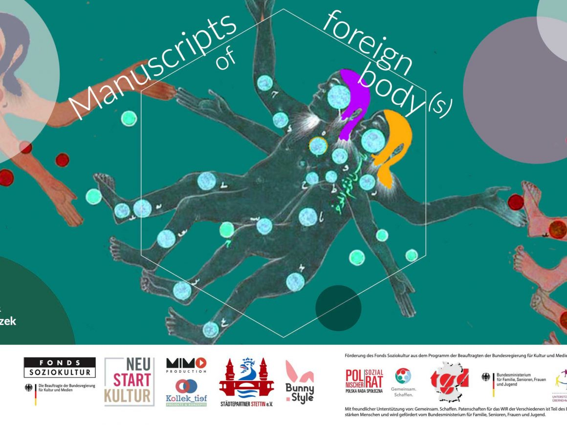 Manuscripts of Foreign Body(s): Foreign intimacies Workshops Weekend