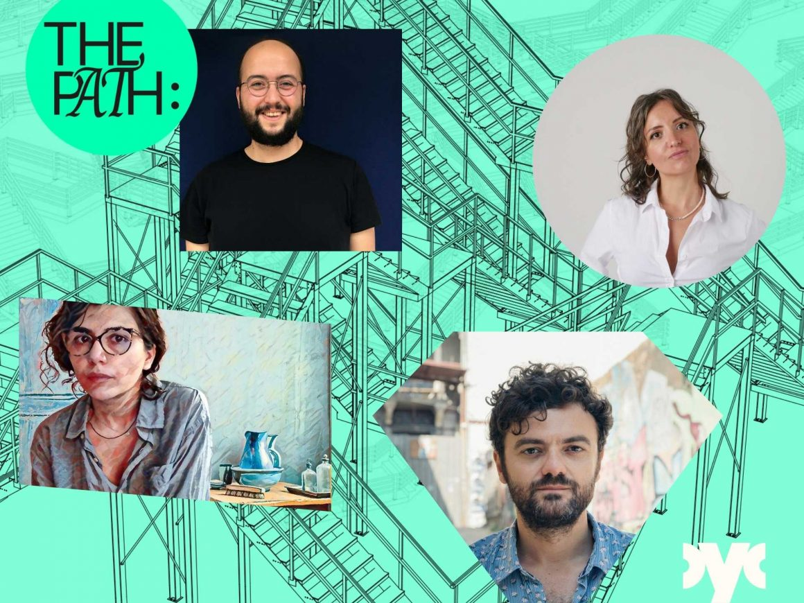 Panel Talk: The Push And Pull Between The Metropole And Their Inhabitants | THE PATH
