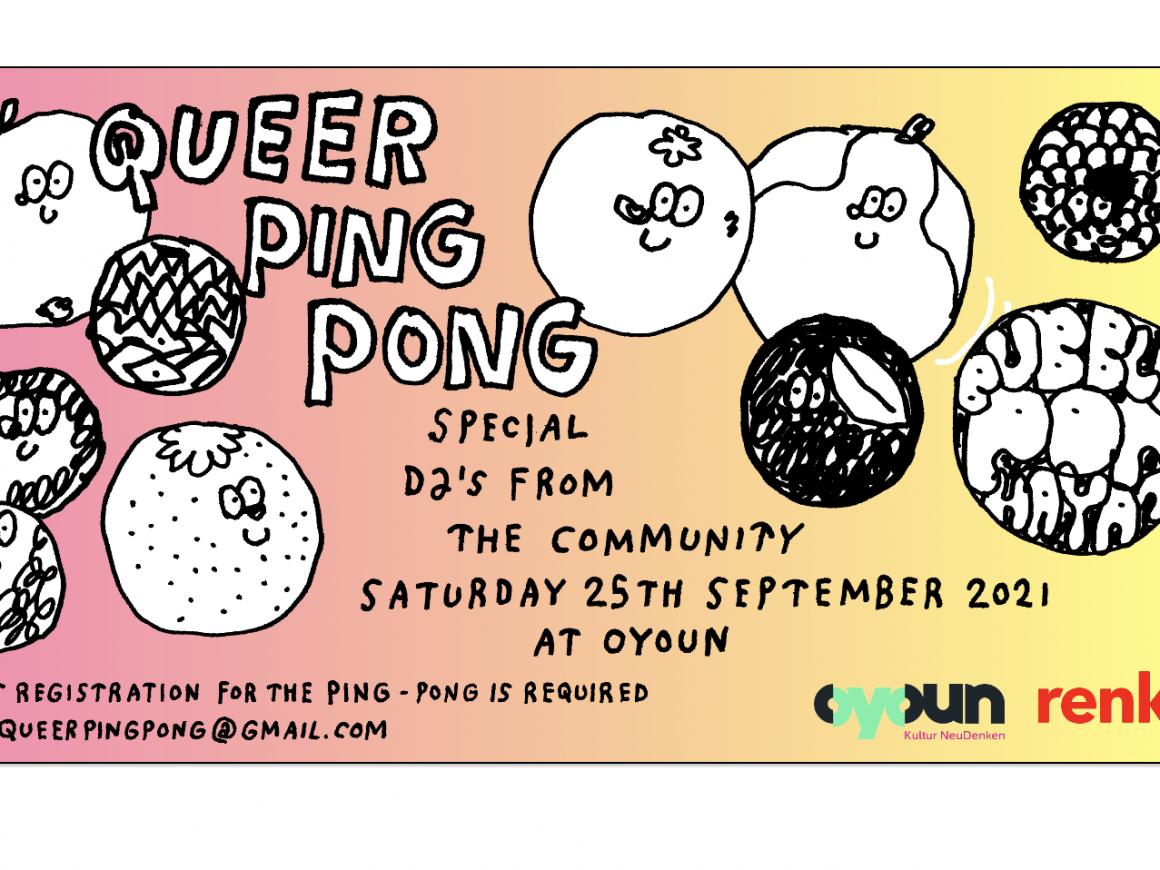 Queer Ping Pong III