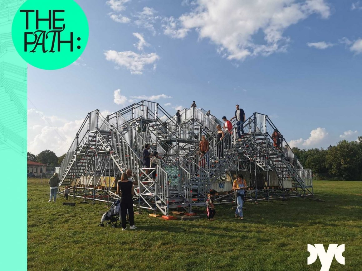 THE PATH: A Participatory Public Art Project –  Exhibition + Installation + Event Series