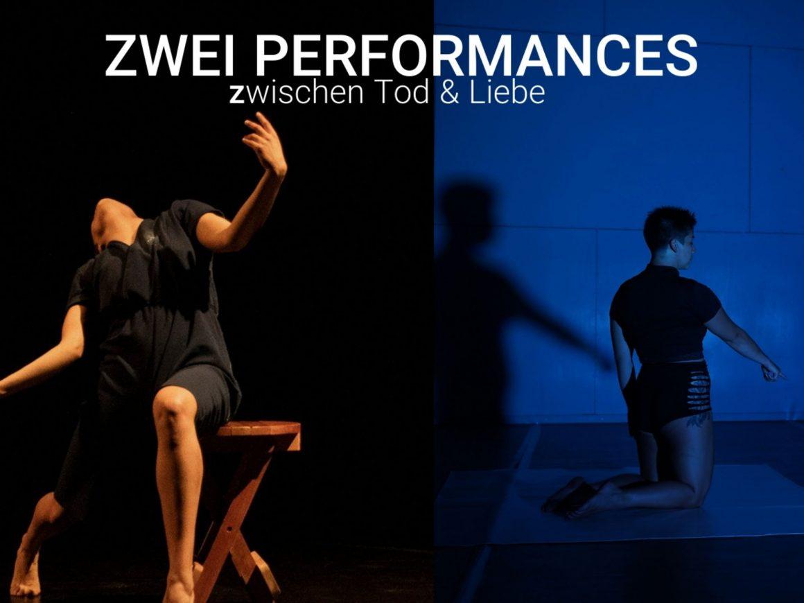 Dark Ocean & Agnicion, two performances between death and love